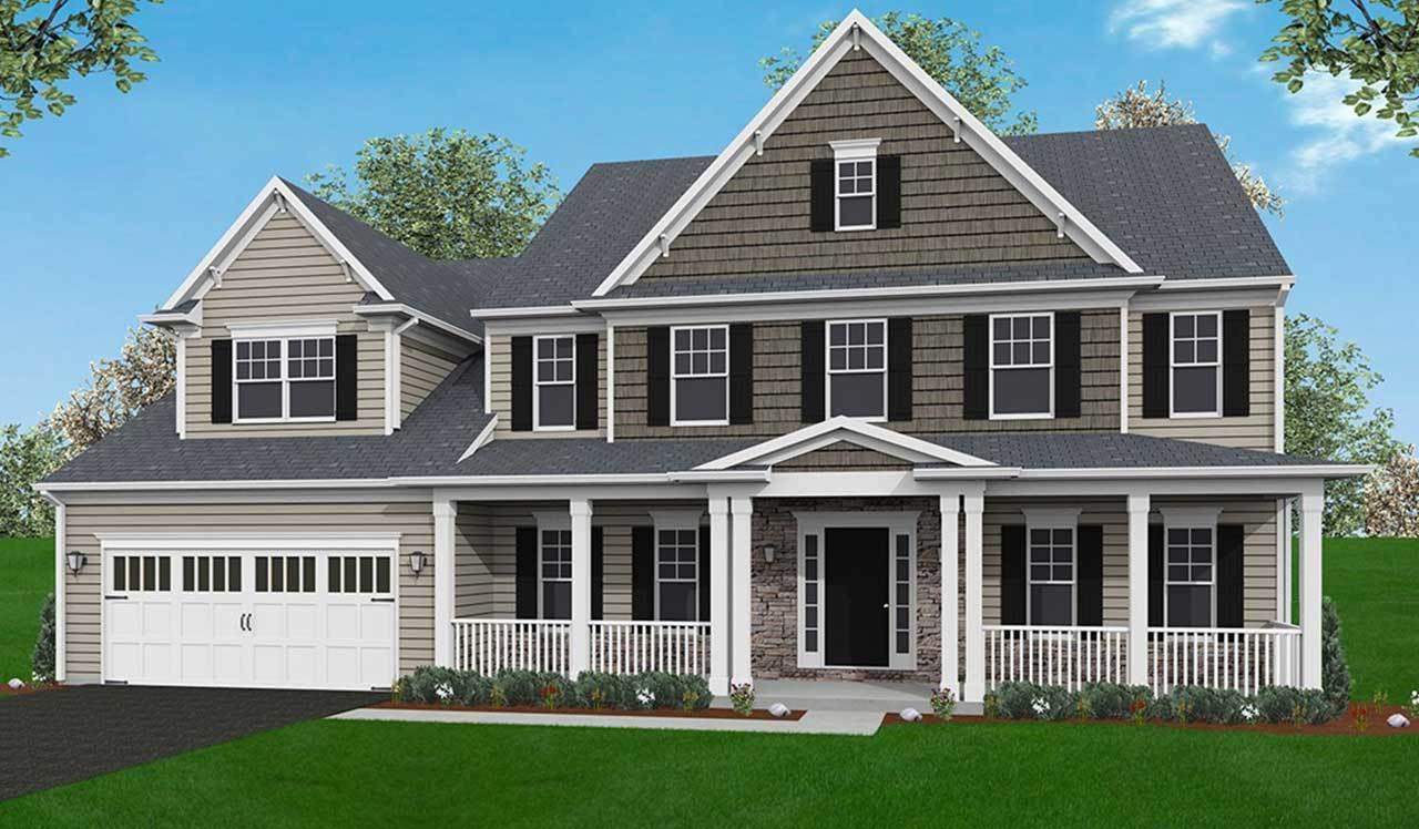 Single Family for Sale at Saddle Ridge Estates - Stratford Camelot Ln Wrightsville, Pennsylvania 17368 United States