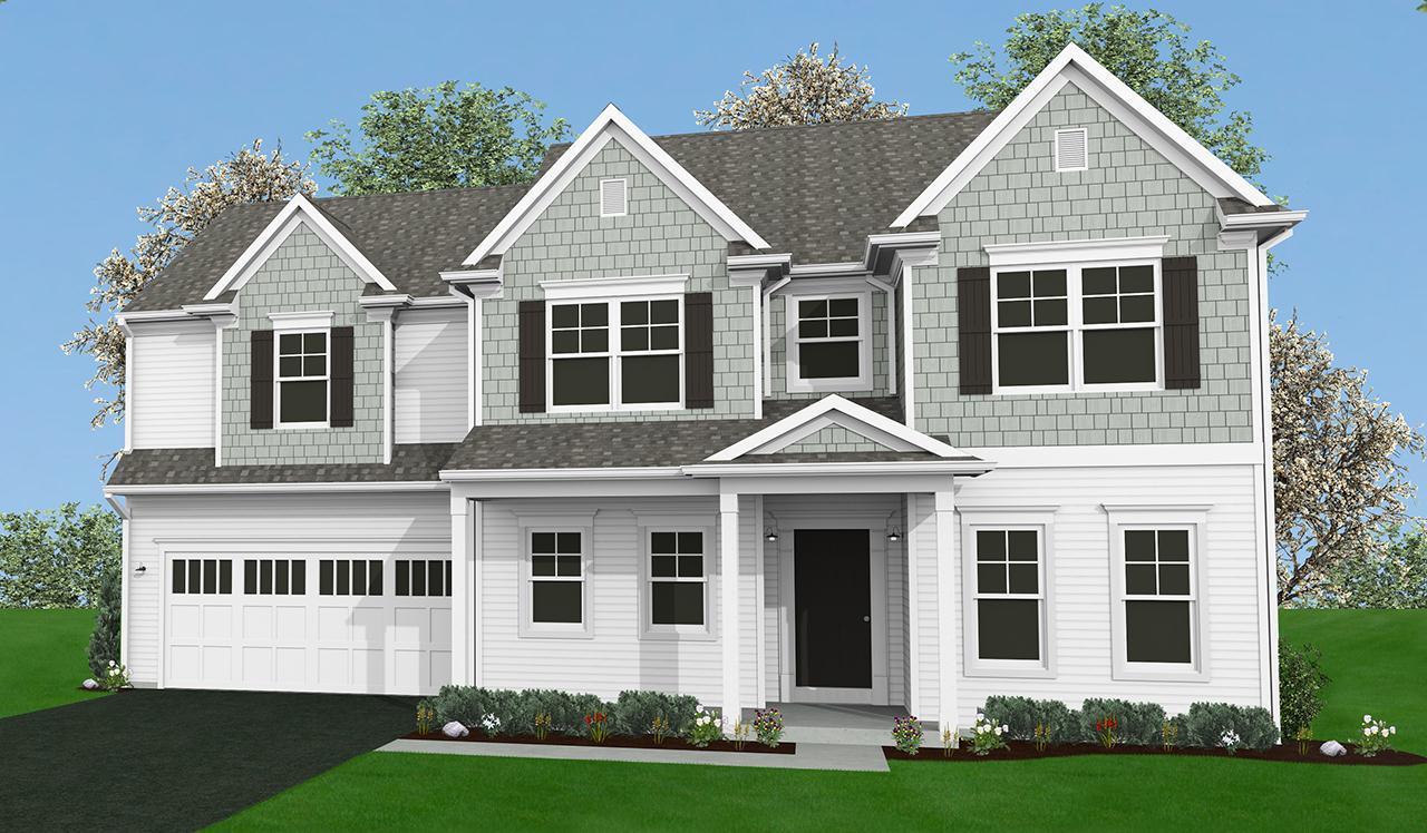Single Family for Sale at Greystone Crossing - Darien 3 Creekside Drive Lebanon, Pennsylvania 17042 United States