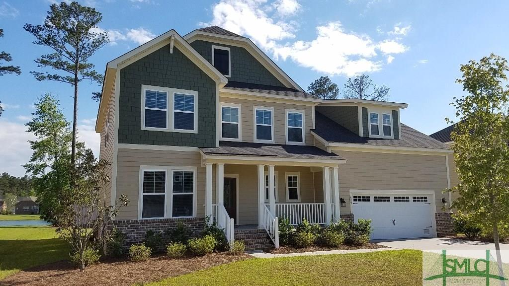 Single Family for Sale at From Mls 617 Wyndham Pooler, Georgia 31322 United States