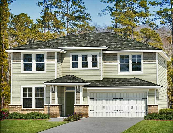 Single Family for Sale at Forest Lakes - Riverdale 502 Forest Lakes Drive Pooler, Georgia 31322 United States