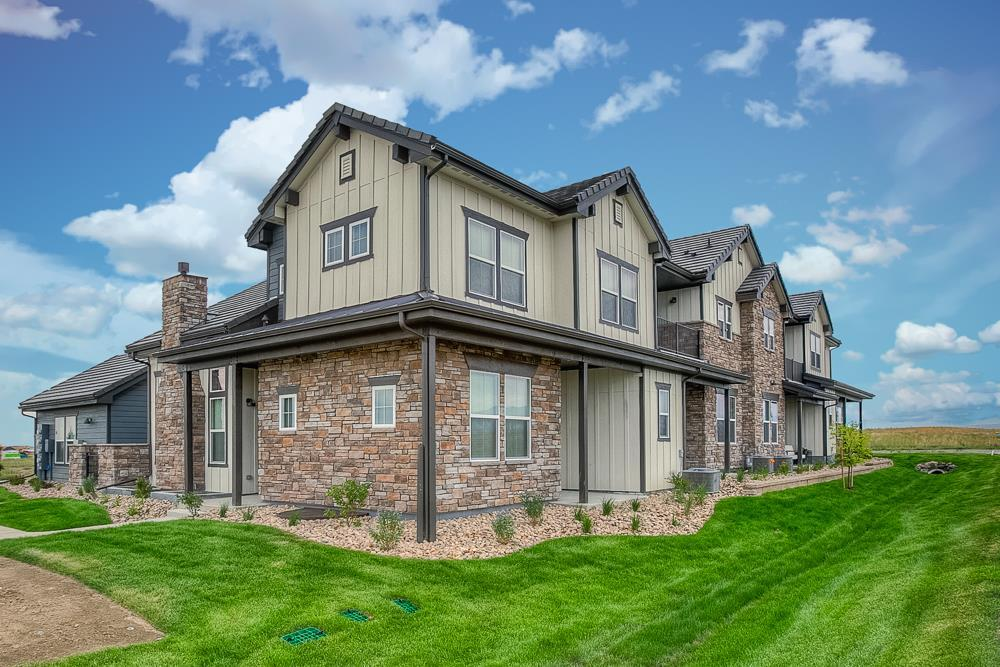 Single Family for Active at Valencia 1535 Stoneseed St Berthoud, Colorado 80513 United States