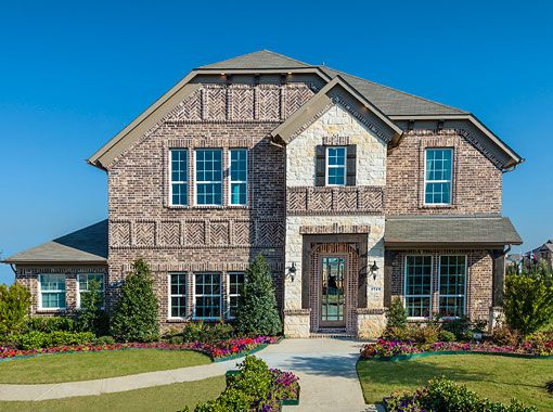 Single Family for Sale at Venetian Collection 2617 Hammock Lake Dr. Little Elm, Texas 75068 United States