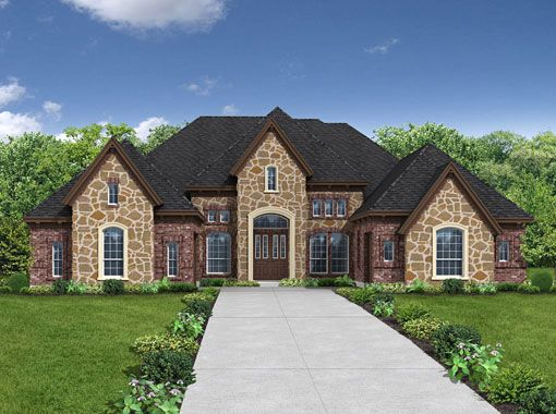 Single Family for Sale at Richwoods Country - 845 Collection 6365 Francis Lane Frisco, Texas 75035 United States