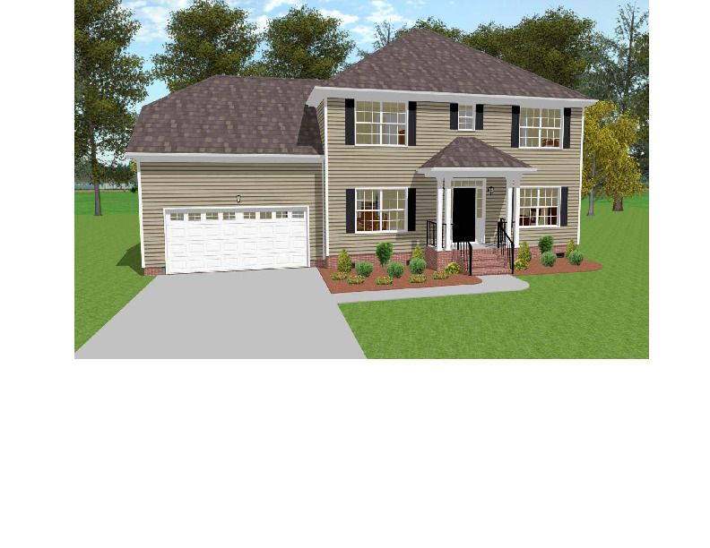 Single Family for Sale at The Oaks At Fenton Mill - Lotus 101 Marks Pond Way Williamsburg, Virginia 23188 United States