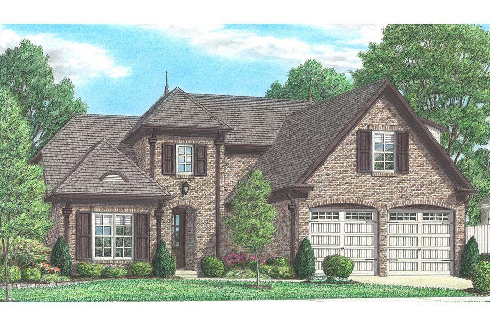 Grant New Homes Bartlett Tn