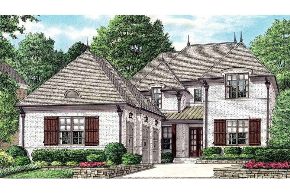 单亲家庭 为 销售 在 Somerset - Chester 7839 Sophie Lane Germantown, Tennessee 38138 United States