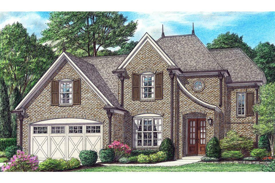 Memphis new homes topix for Creative home designs memphis tn