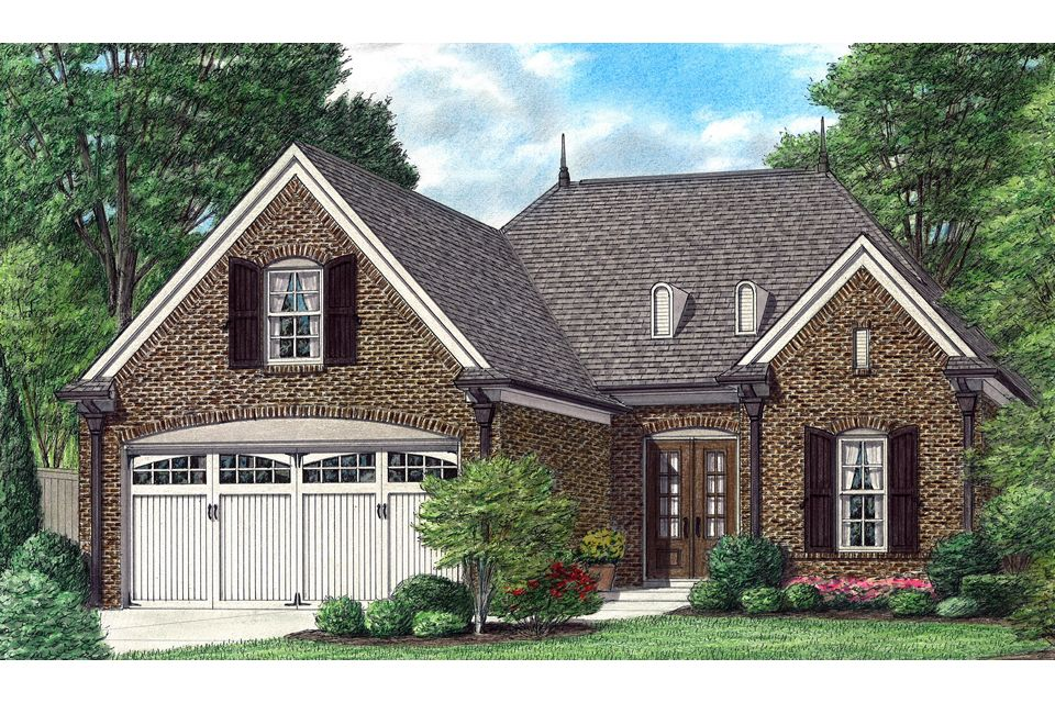 Single Family for Sale at College Crossing - Sydney Dockery Drive Olive Branch, Mississippi 38654 United States