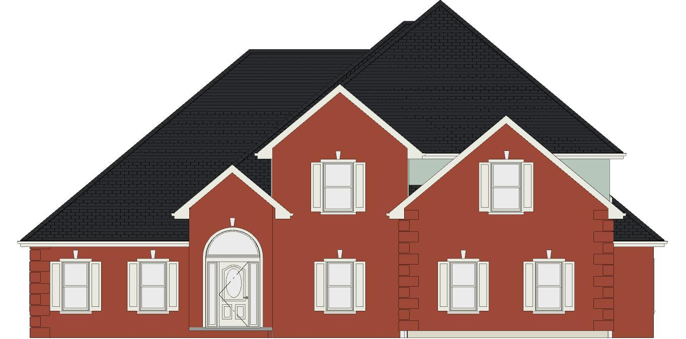 Single Family for Sale at Legacy Grove - Greendale Plan A 13398 Covington Drive Athens, Alabama 35613 United States