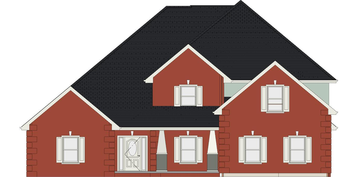 Single Family for Sale at Legacy Grove - Thomasdale Plan A 13398 Covington Drive Athens, Alabama 35613 United States
