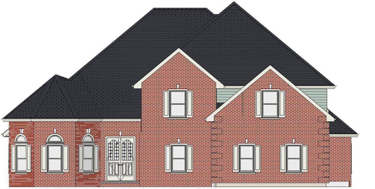 Single Family for Sale at Legacy Grove - Greenland Plan A 13398 Covington Drive Athens, Alabama 35613 United States