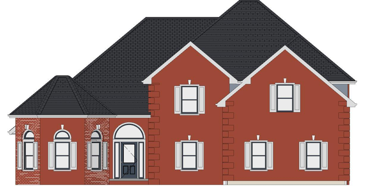 Single Family for Sale at Legacy Grove - Forestland Plan A 13398 Covington Drive Athens, Alabama 35613 United States
