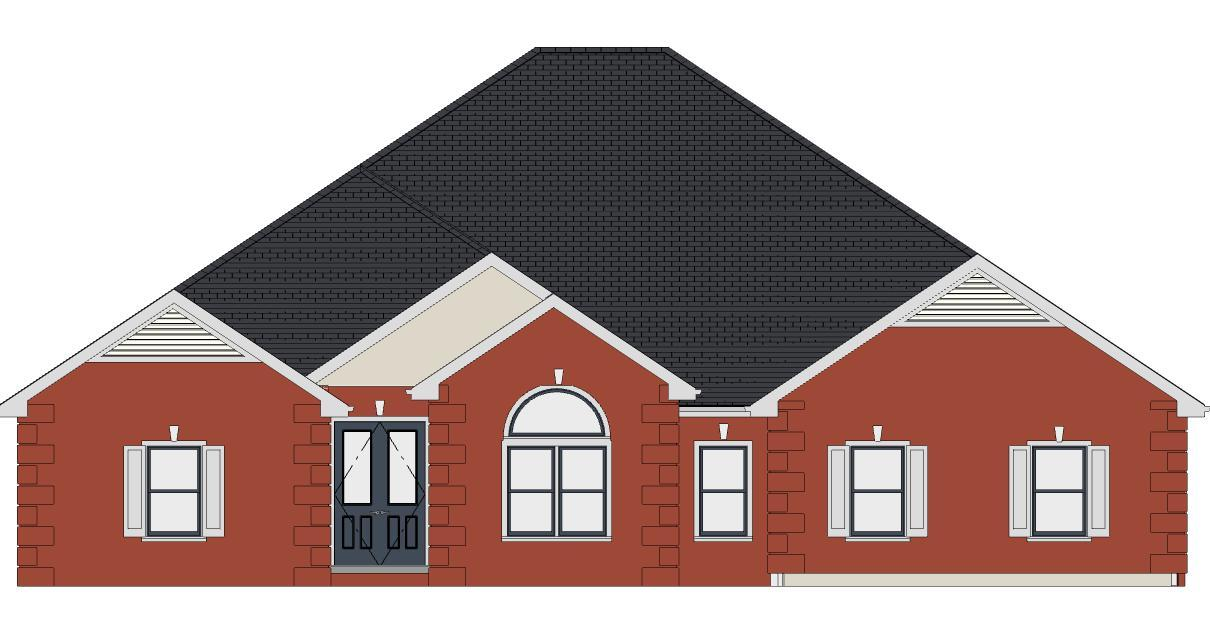 Single Family for Sale at Legacy Grove - Cambridge Plan A 13398 Covington Drive Athens, Alabama 35613 United States