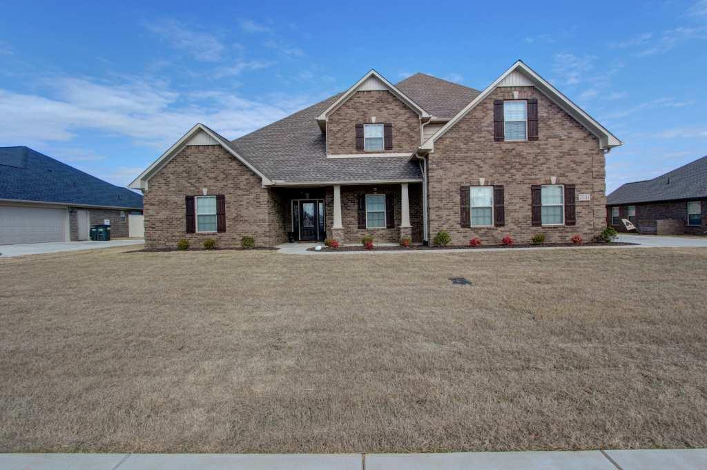 Single Family for Sale at Legacy Grove - Thomashill B 13398 Covington Drive Athens, Alabama 35613 United States