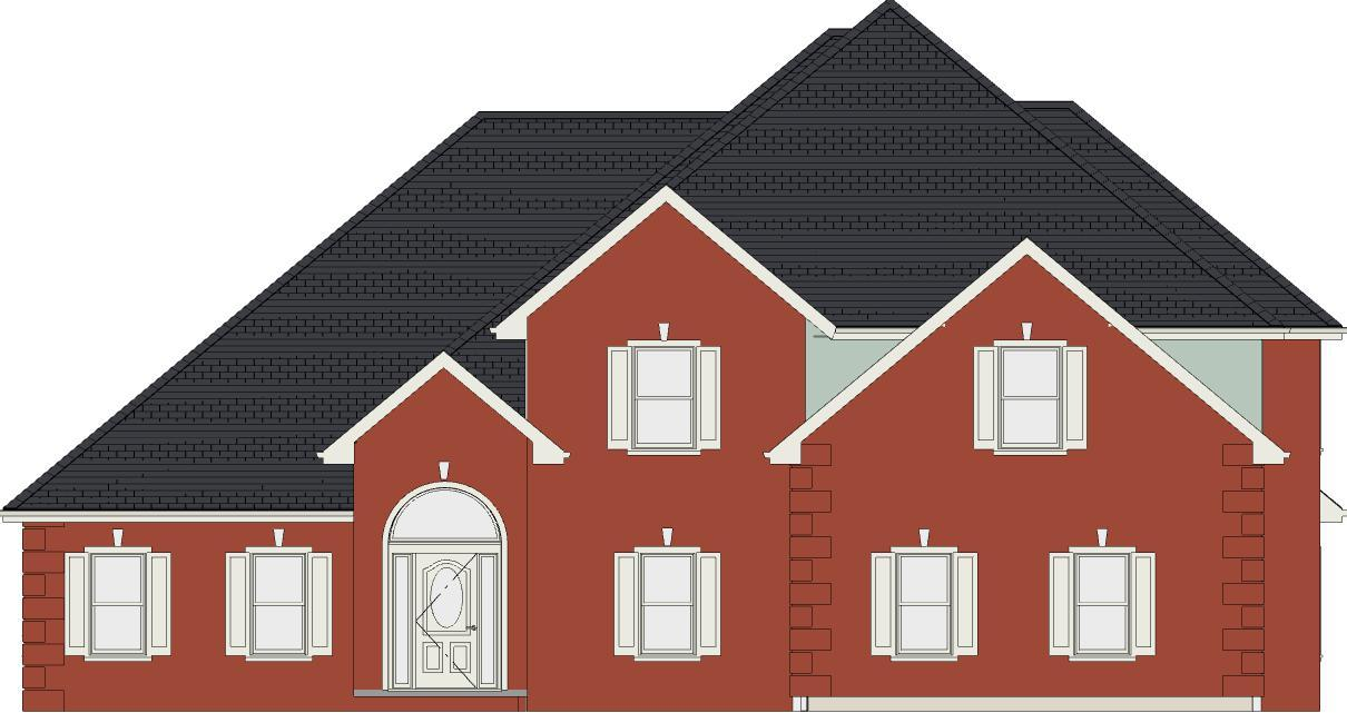 Single Family for Sale at Legacy Grove - Greenhill B 13398 Covington Drive Athens, Alabama 35613 United States