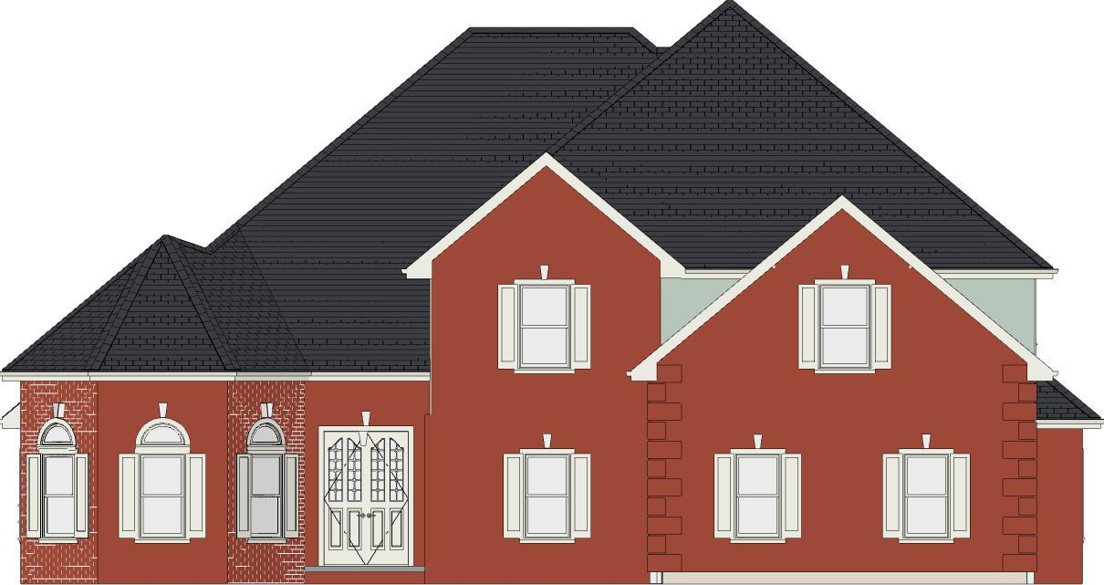 Single Family for Sale at Legacy Grove - Greenland B 13398 Covington Drive Athens, Alabama 35613 United States