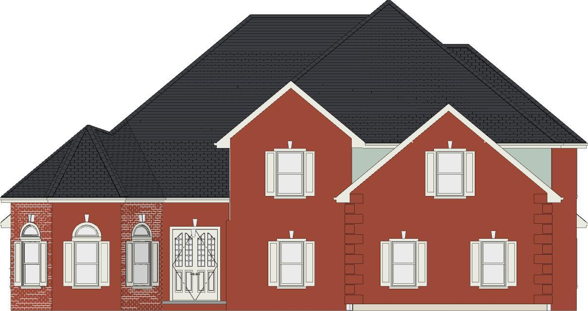 Single Family for Sale at Legacy Grove - Greenridge A 13398 Covington Drive Athens, Alabama 35613 United States