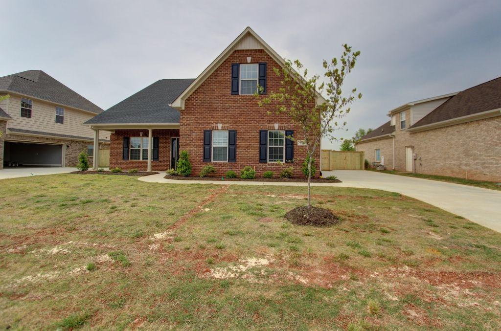 Legacy premier homes brentwood village copperton b 1 for Madison al home builders