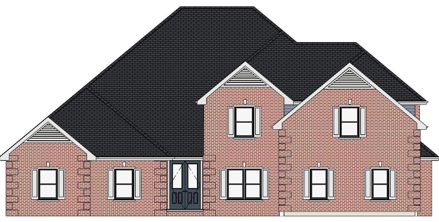 Single Family for Sale at Legacy Grove - Winchester A1 25478 Whispering Lane Athens, Alabama 35613 United States