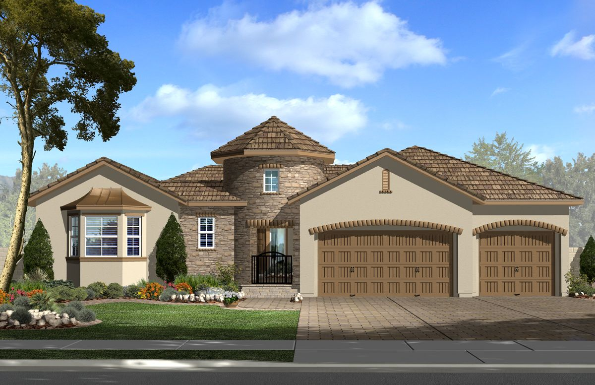 Monta a new homes in genoa nv by legacy homes for Montana home builders