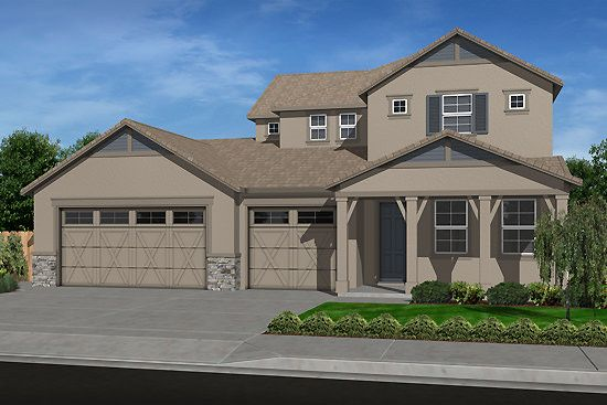 Single Family for Sale at Blossom Grove - Residence 2930 1032 Kumara Street Manteca, California 95337 United States