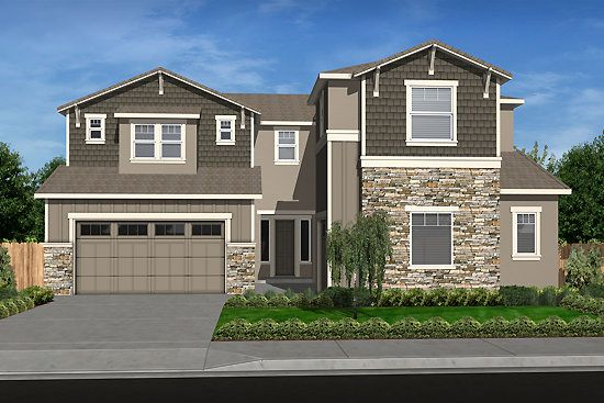 Single Family for Sale at Blossom Grove - Residence 3326 1032 Kumara Street Manteca, California 95337 United States