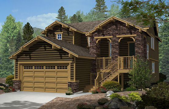 Single Family for Sale at Ridgeview - Residence 2122 287 Maple Ridge Road Big Bear City, California 92314 United States