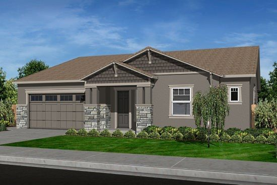 Single Family for Sale at Rosewood - Residence 2073 1258 Blue Flax Drive Patterson, California 95363 United States