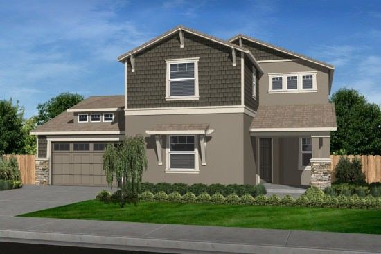Single Family for Sale at Rosewood - Residence 2607 1258 Blue Flax Drive Patterson, California 95363 United States