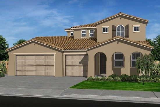 Single Family for Sale at Rosewood - Residence 2926 1258 Blue Flax Drive Patterson, California 95363 United States
