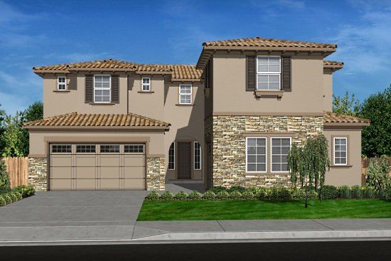 Single Family for Sale at Rosewood - Residence 3326 1258 Blue Flax Drive Patterson, California 95363 United States