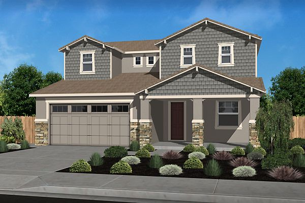 Single Family for Active at Serenity - Residence 2 1534 Santana Ranch Drive Hollister, California 95023 United States
