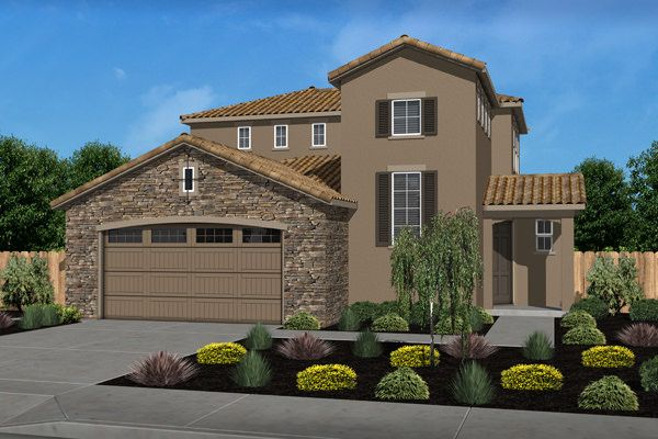 Single Family for Active at Serenity - Residence 3 1534 Santana Ranch Drive Hollister, California 95023 United States