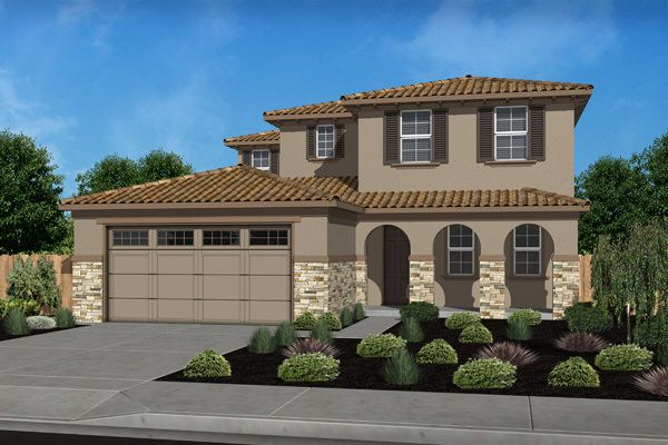 Single Family for Sale at Serenity - Residence 4 1534 Santana Ranch Drive Hollister, California 95023 United States