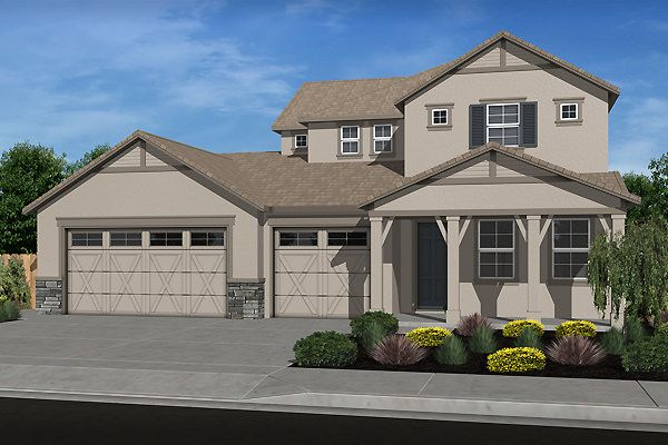 Single Family for Sale at Serenity - Residence 8 1534 Santana Ranch Drive Hollister, California 95023 United States