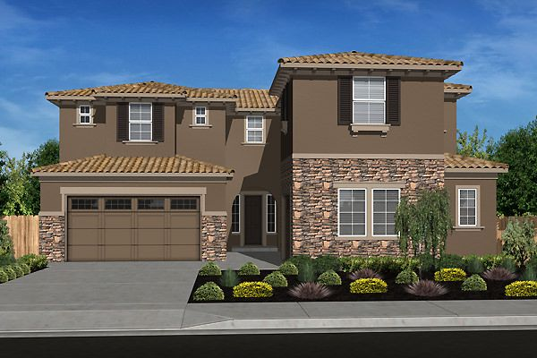 Single Family for Sale at Serenity - Residence 9 1534 Santana Ranch Drive Hollister, California 95023 United States