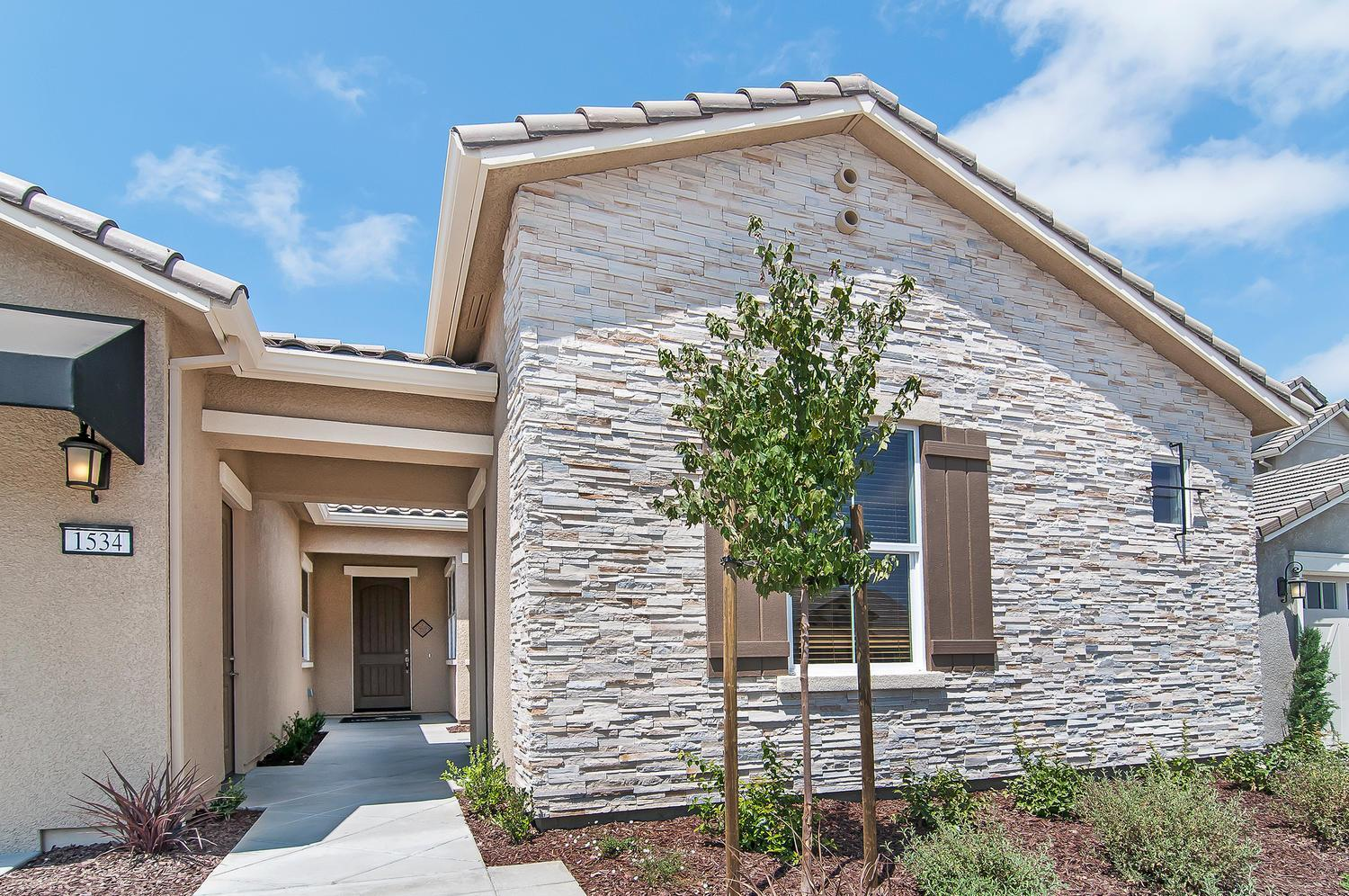 Single Family for Active at Serenity - Residence 6 1534 Santana Ranch Drive Hollister, California 95023 United States
