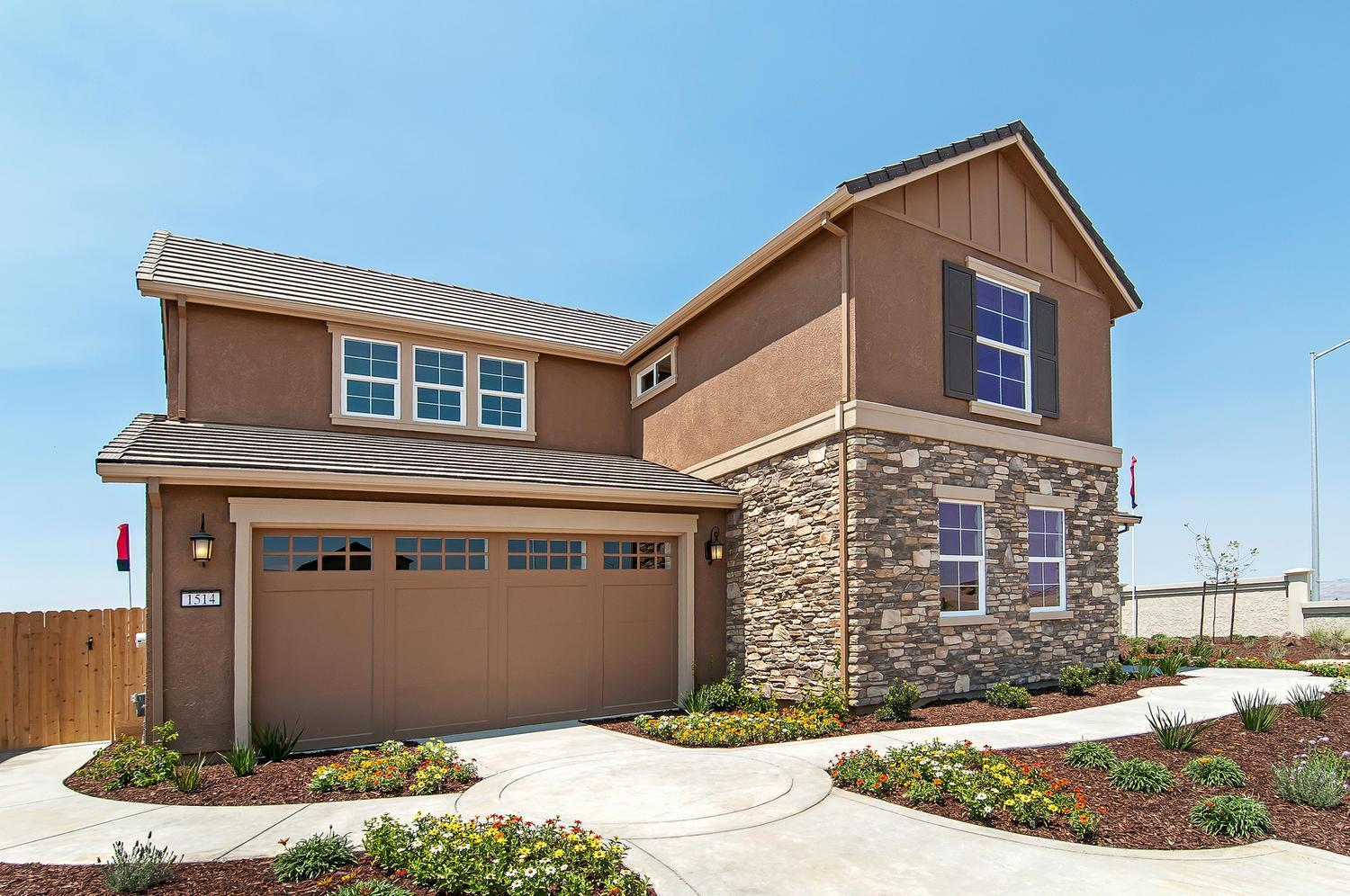 Single Family for Active at Serenity - Residence 7 1534 Santana Ranch Drive Hollister, California 95023 United States