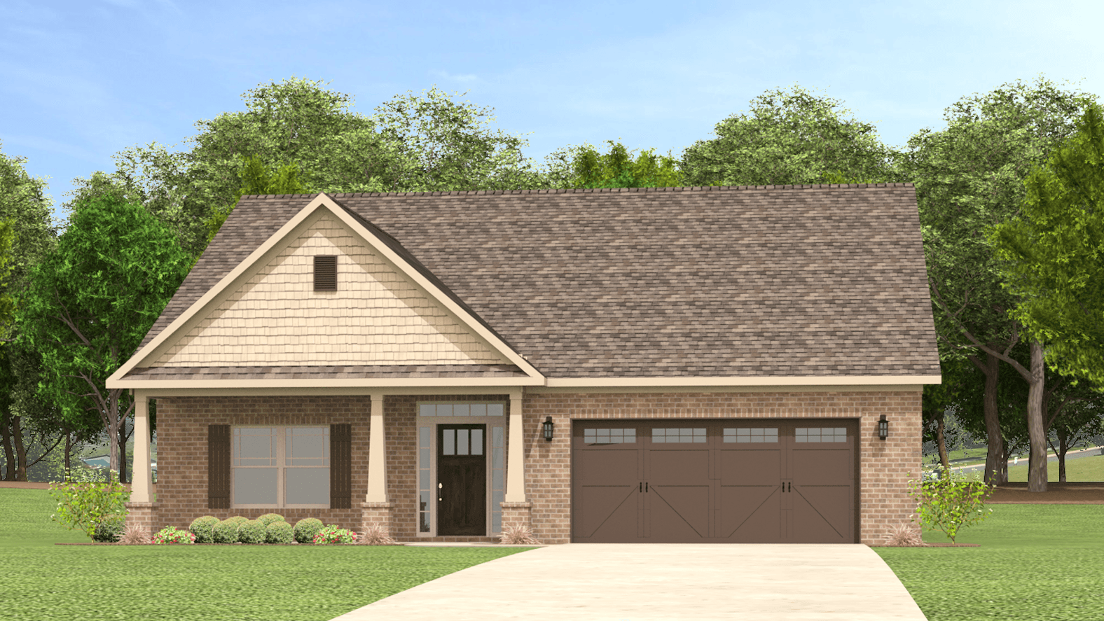 Single Family for Sale at Colonial Pointe - The Fairhaven 230 Balota St Meridianville, Alabama 35759 United States