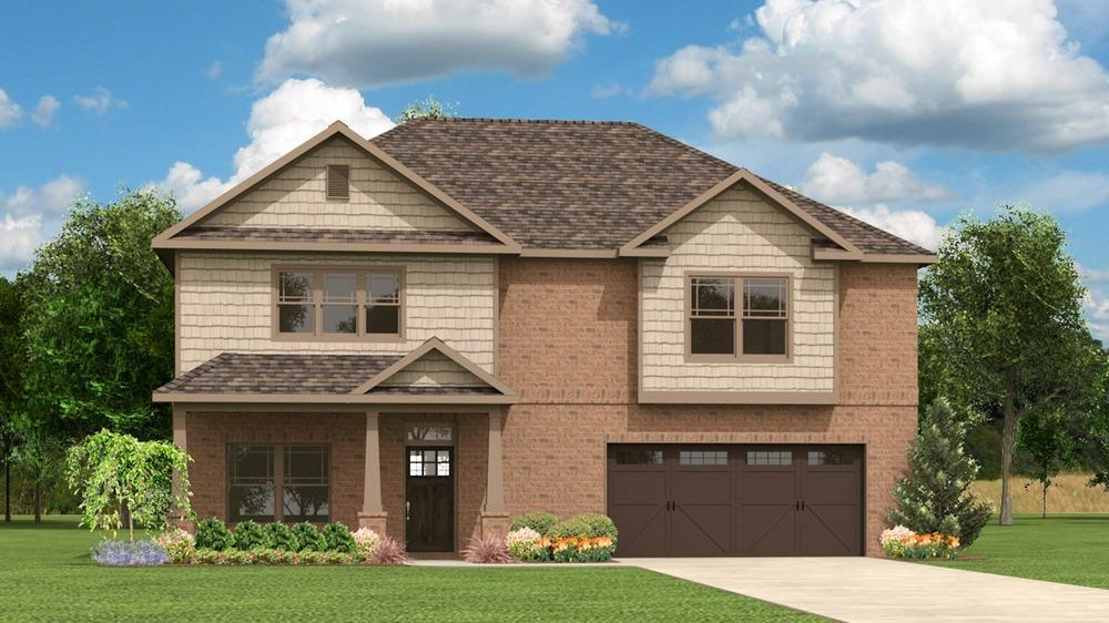 Single Family for Sale at Colonial Pointe - The Broadway 230 Balota St Meridianville, Alabama 35759 United States