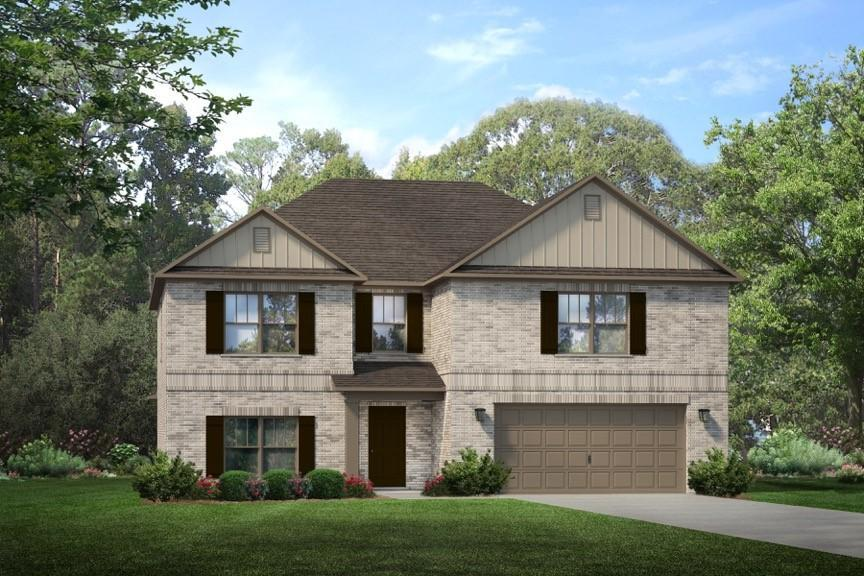 Single Family for Sale at Burwell Gardens - Richmond I 240 Fenrose Drive Harvest, Alabama 35749 United States