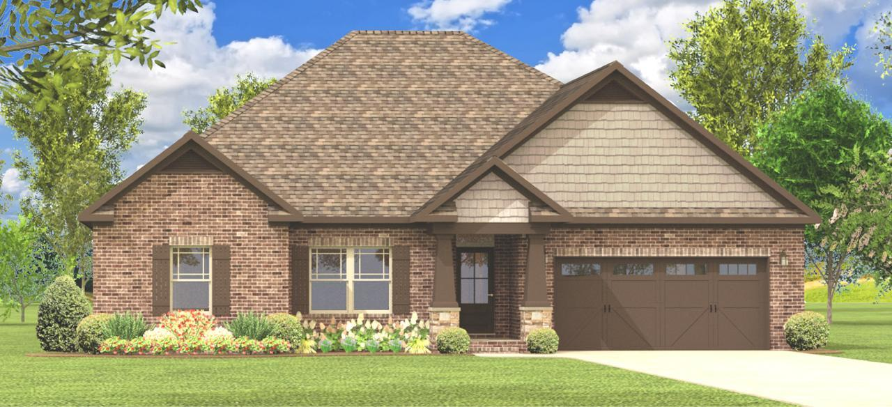 Single Family for Sale at Colonial Pointe - The Lauren 230 Balota St Meridianville, Alabama 35759 United States