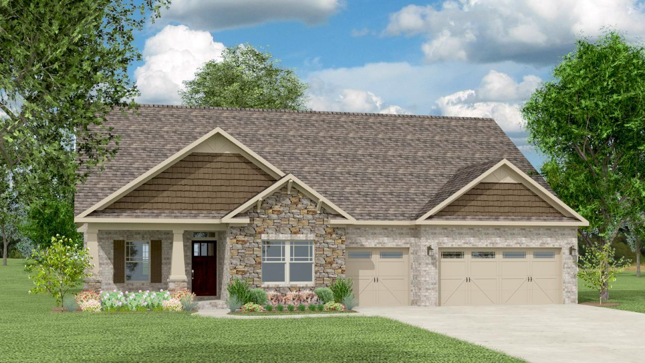 Single Family for Sale at Heritage Brook - The Jamestown Madison, Alabama 35757 United States
