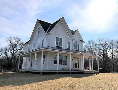 Single Family for Active at Swann's Inn Estates - The Willow 2891 River Road West Goochland, Virginia 23063 United States