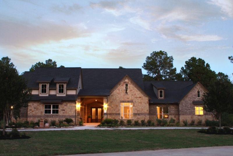Single Family for Sale at The Reserve At Spring Lakes - 4491 30618 Spring Lake Blvd. Tomball, Texas 77375 United States