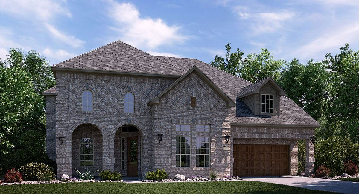 Single Family for Sale at Sonoma Mesa - Bayberry 17155 Turin Ridge San Antonio, Texas 78255 United States