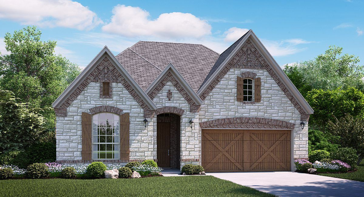 Single Family for Sale at The Legends - Astaire 3754 Legends Path Flower Mound, Texas 75028 United States
