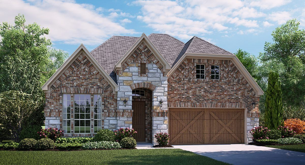 Single Family for Sale at The Legends - Gable 3754 Legends Path Flower Mound, Texas 75028 United States