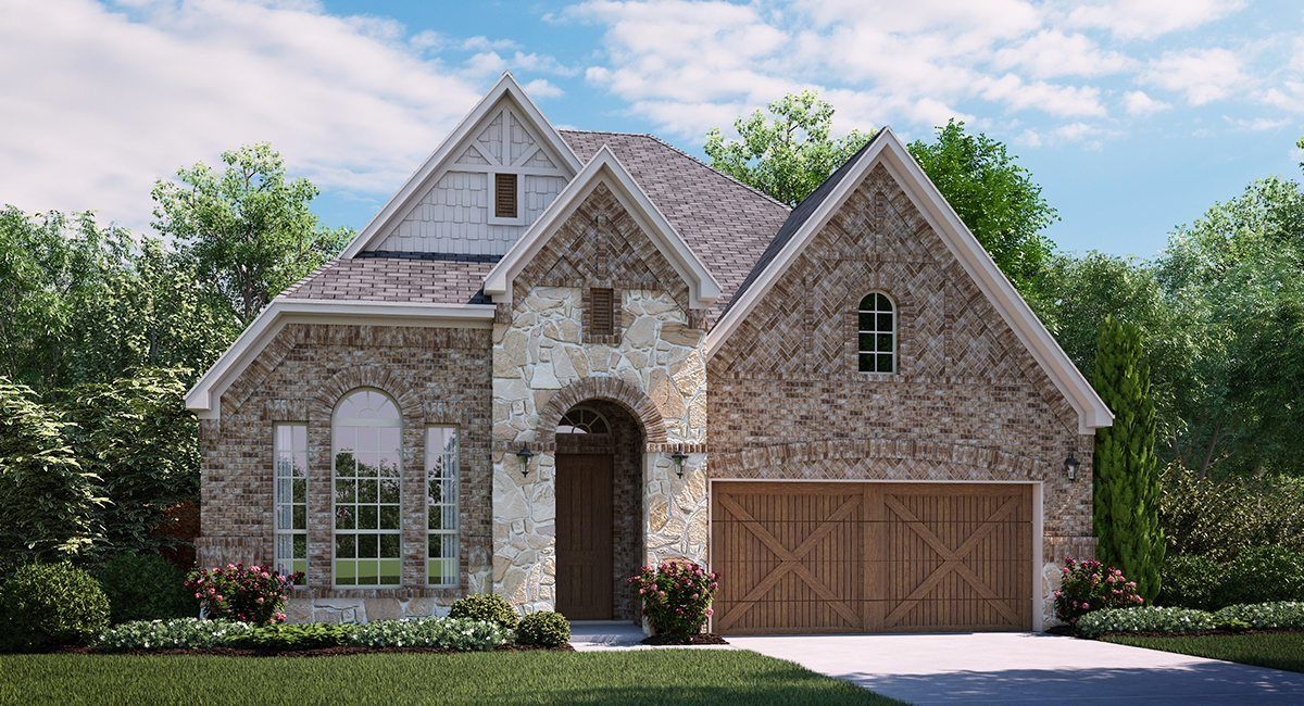 Single Family for Sale at The Legends - Newman 3754 Legends Path Flower Mound, Texas 75028 United States