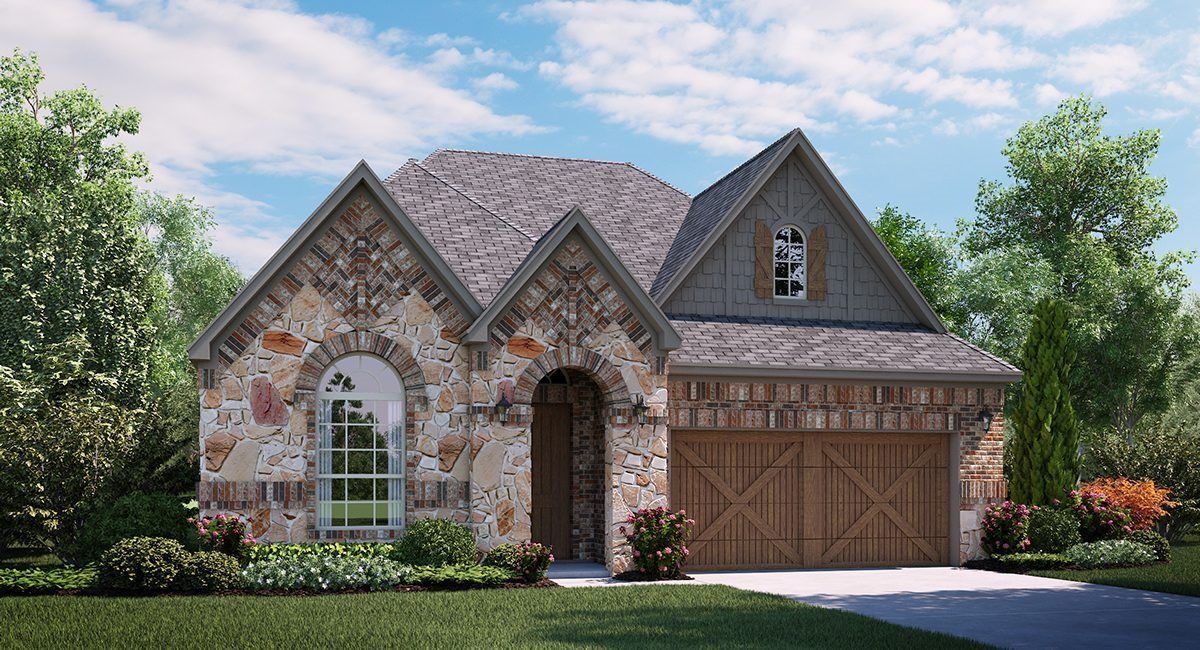 Single Family for Sale at The Legends - Brando 3754 Legends Path Flower Mound, Texas 75028 United States